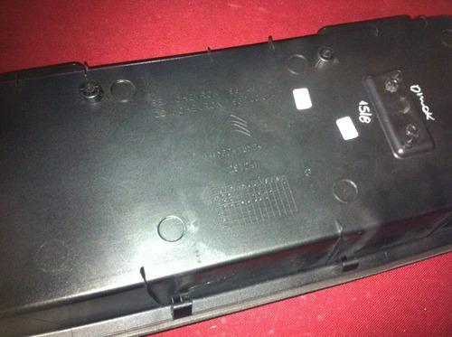 moldura da placa c3 picasso 2011 /2015 original frete gratis
