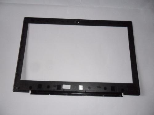 moldura da tela 13.3 pol. notebook cce ultra thin s23/ s43