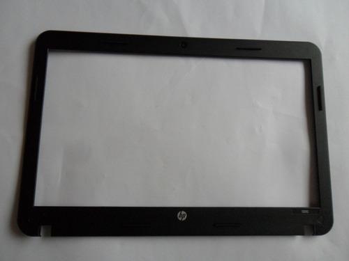 moldura da tela 14  notebook hp 1000/ 2000  original