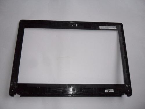 moldura da tela 14 pol. notebook asus x45u  original