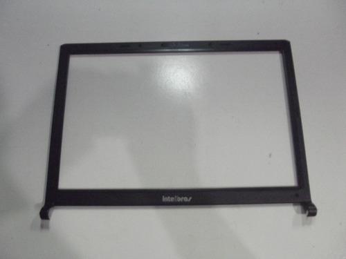 moldura da tela 83gs40080-10 notebook intelbras i511