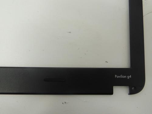 moldura da tela de notebook hp g4 1111br usado