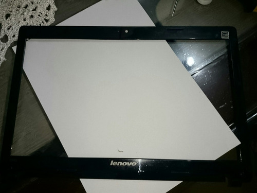 moldura da tela do notebook lenovo g485