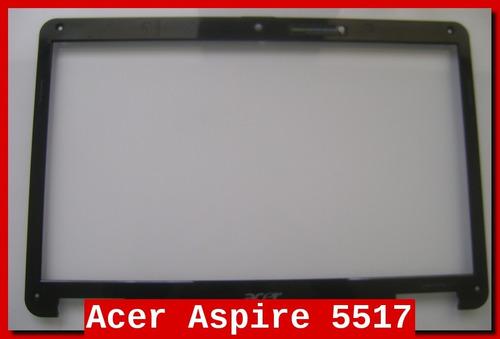 moldura da tela lcd acer aspire 5332 5516 5517 5532 séries