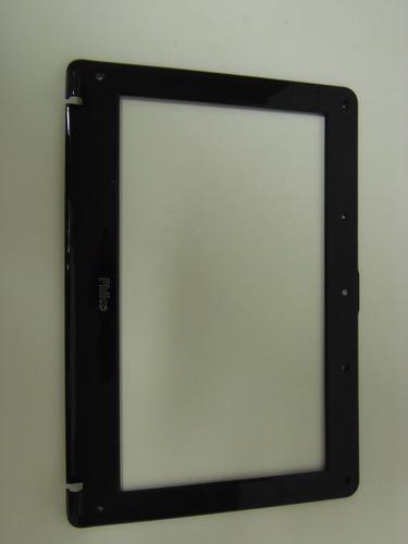 moldura da tela netbook philco 10a 123ws