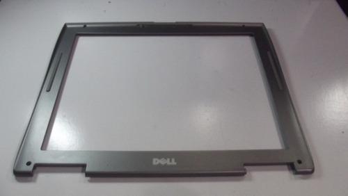 moldura da tela notebook dell latitude d505 cinza