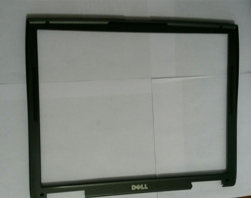 moldura da tela notebook dell latitude d520  d530