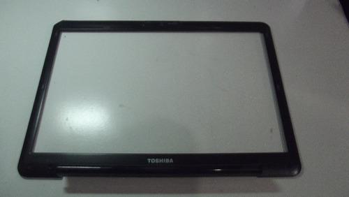 moldura da tela notebook toshiba satellite a300 a305