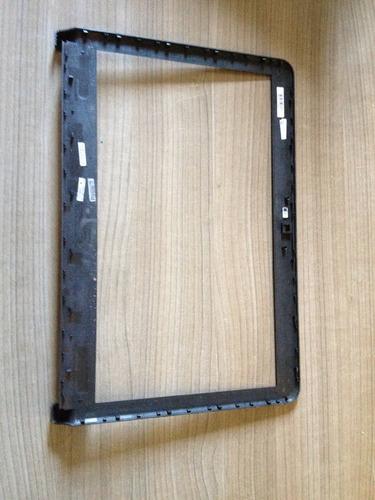 moldura da tela original do notebook sti ni 1401 usada