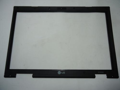 moldura da tela para notebook lg r405 - c/garantia