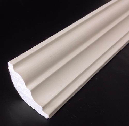 moldura de isopor roda teto de eps mod. fs-1 (metro linear)