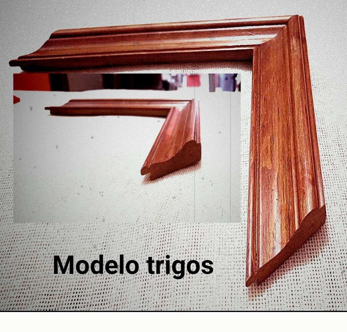 Excepcional Marcos Decorativos De Madera Sin Terminar Ideas - Ideas ...
