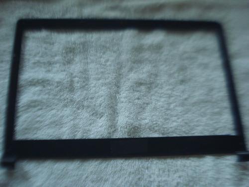 moldura de notebook lcd itautec w7425
