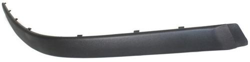 moldura derecha en facia defensa bmw 528i 540i 1997 - 2000