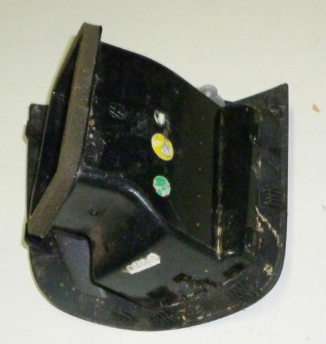 moldura difusor ar direito painel fox