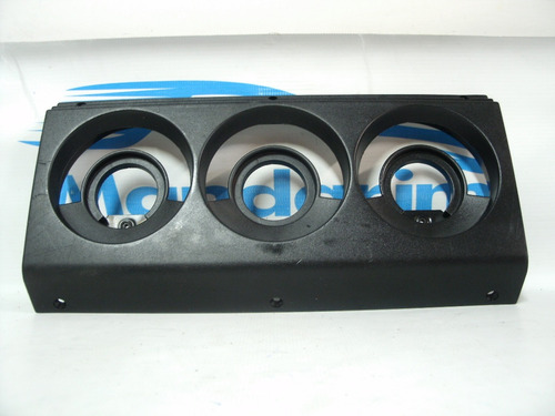 moldura do comando da ventilação sem ac fiat tipo original 2
