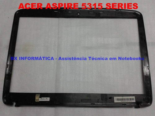 moldura do lcd acer aspire 5315 series