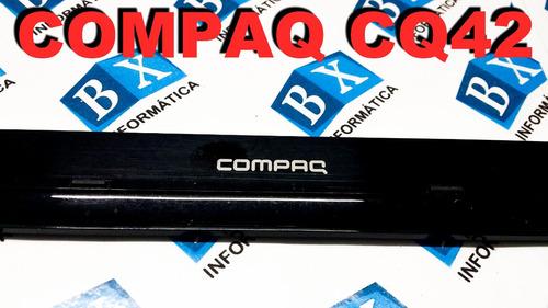 moldura do lcd compaq cq42 200 séries