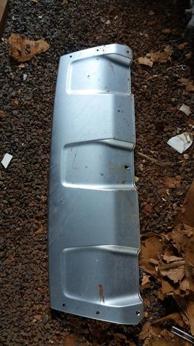 moldura do parachoque dianteiro renault duster original