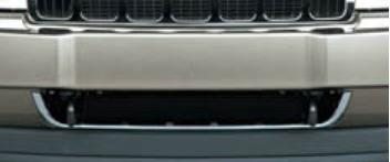 moldura en facia defensa jeep grand cherokee 2005 - 2007