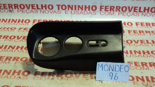 moldura espelho botão comando luz  ford mondeo 96