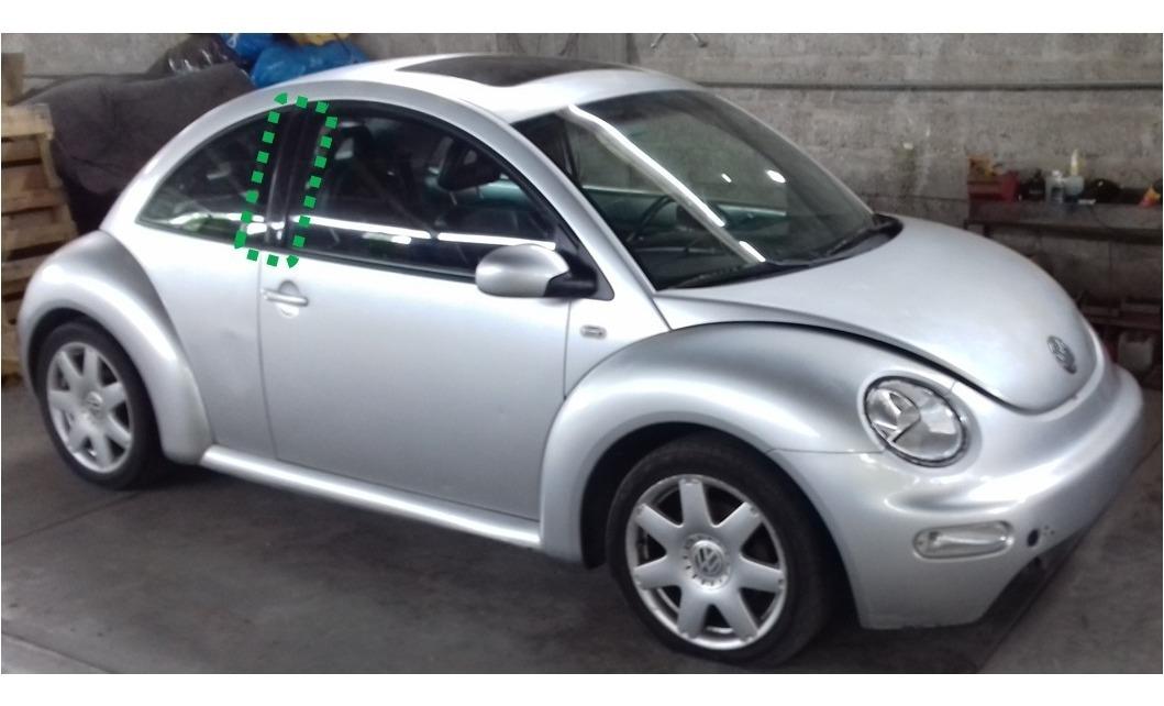 Derecha exterior cromo VW Escarabajo