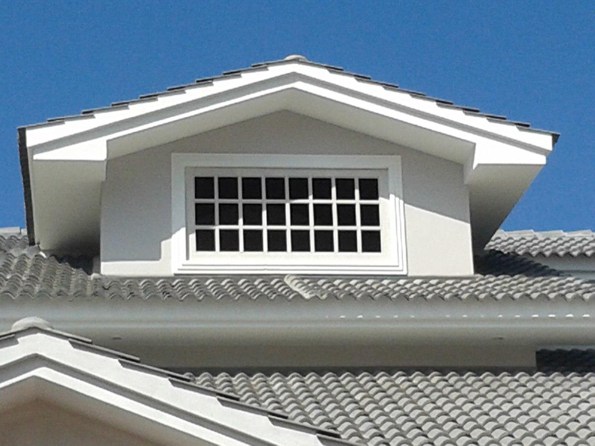 Moldura externa de isopor para fachada e janelas r 10 - Molduras para fachadas ...