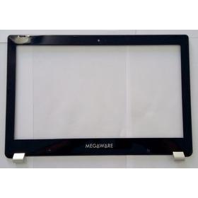 Moldura Frontal Da Tela Ultrabook Megaware Meganote Horus