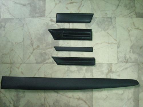moldura guardabarro delantero fiat duna/tempra/idea