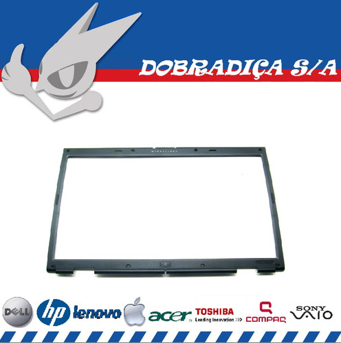 moldura hp pavilion dv5000 series 15.4''  lcd apzip000a00