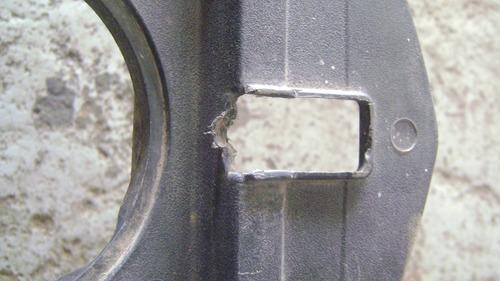 moldura interna de maleta de outlook 150