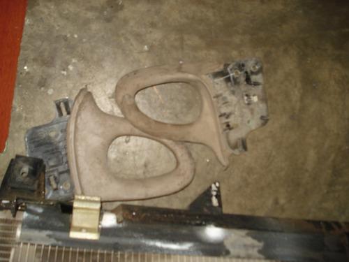 moldura interna  puertas chevrolet avalancha 2005 2006