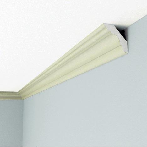 moldura isomold telgopor p4 para interior /pared/ 4 ml