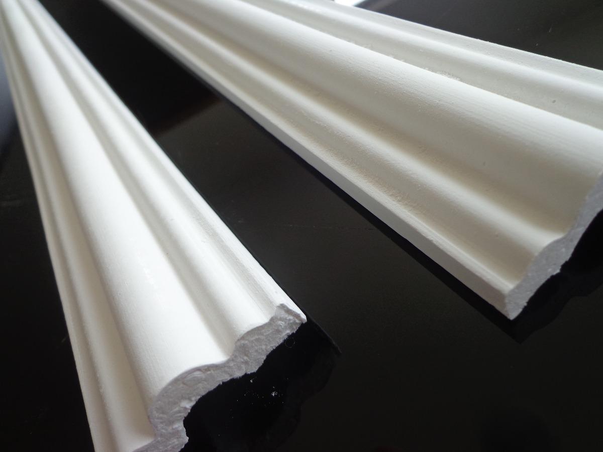 Moldura isopor teto faixa parede roda meio friso decorativo r 6 00 em mercado livre - Paredes de friso ...