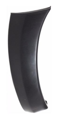 moldura izquierda en facia defensa toyota rav4 2006 - 2008