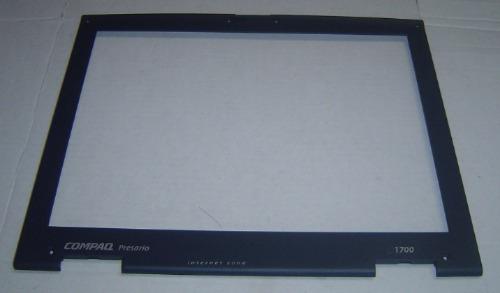 moldura lcd 13.3 notebook compaq presario1700 3110bm0055a