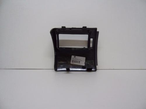 moldura painel  ar gol/sav/par g3 cinza antracit lado direit