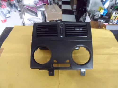 moldura painel central e radio palio fire siena 2000 s/ ar
