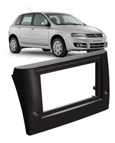 e3c1ca837 Moldura Painel Fiat Strada Central Multimidia - Acessórios para ...