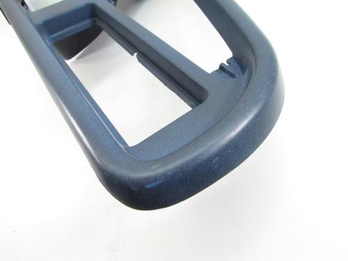 moldura painel instrumento azul citroen berlingo
