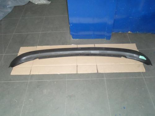 moldura parachoque traseiro peugeot 206 hatch orig.