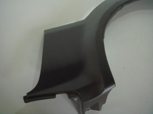moldura paralamas traseiro direito suzuki jimmy 2010