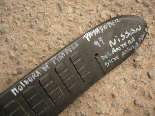 moldura pisadera patfhinder 1999 del ambos - lea descripción
