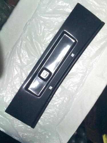 moldura placa traseira santana quadrado suporte vw original