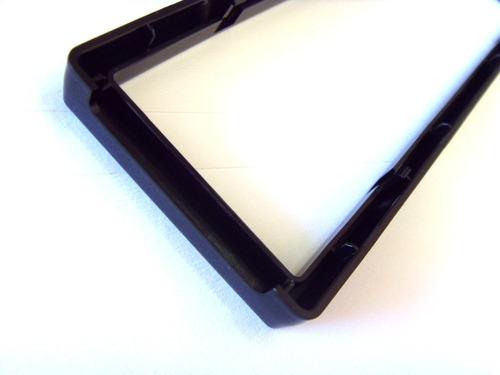 moldura plastica avh-3580dvd acabamento pioneer (pergunte)