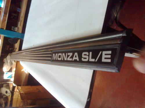 moldura porta direita monza sle hacht e sedan 2 portas 82/87