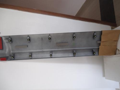 moldura puerta delantera izquierda terios 02-07 original