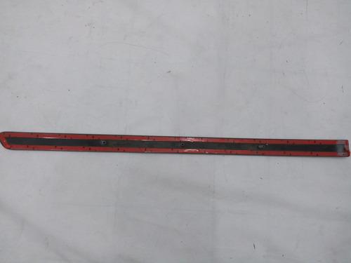 moldura puerta trasera izquierda chevrolet meriva original