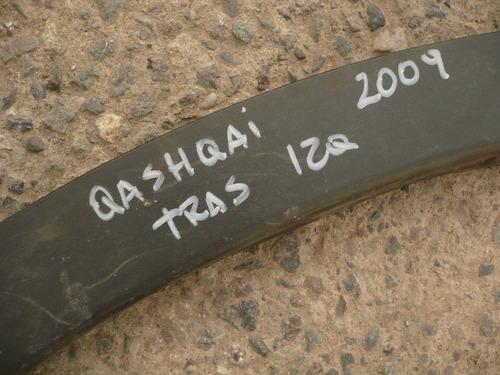moldura qashqai 2009 trs izq - detalles  lea descripción