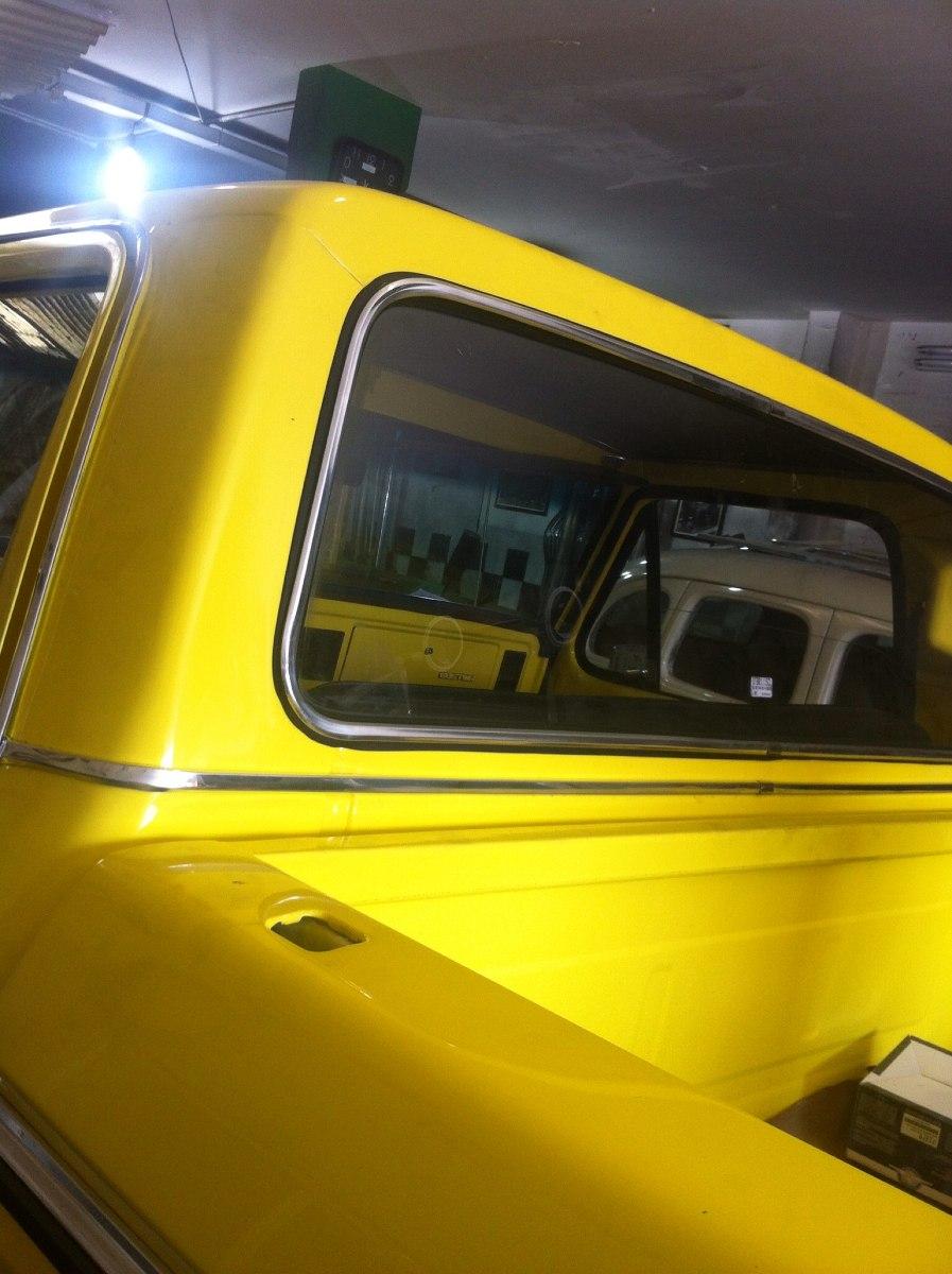 Moldura Remate De Cabina Ford Pick Up 79 Nueva 900 00